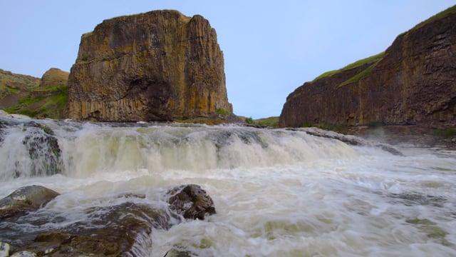Powerful Rivers. Part 1 - Nature Soundscape