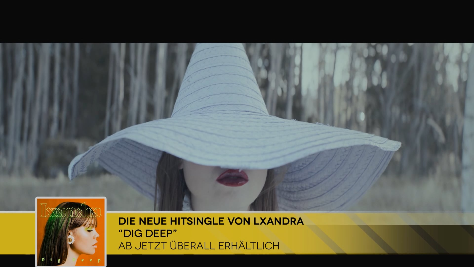"VERTIGO Musik Tipp ""Lxandra"""