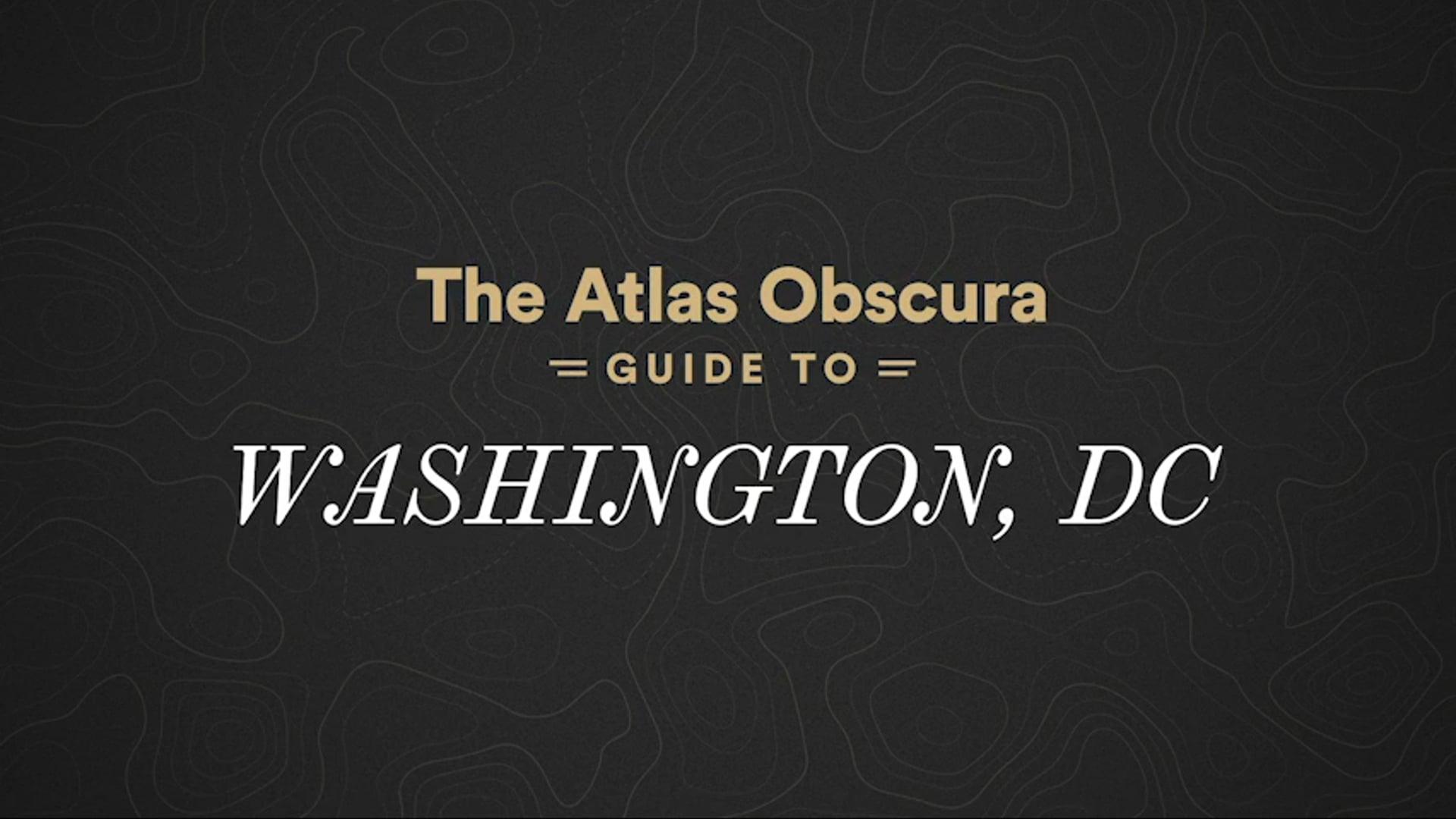 Atlas Obscura – DC
