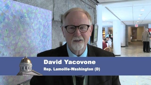 Rep. David Yacovone