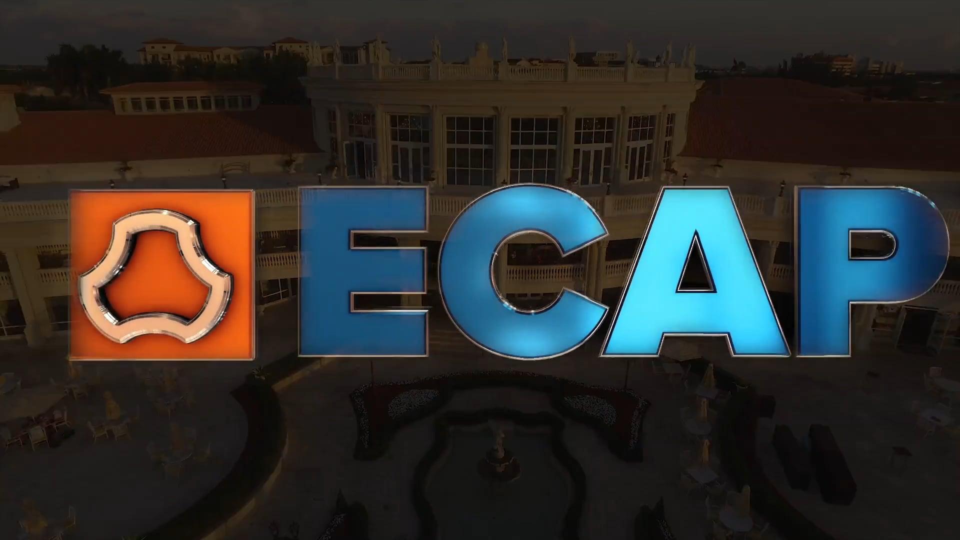 ECAP 2020 Video Presentation