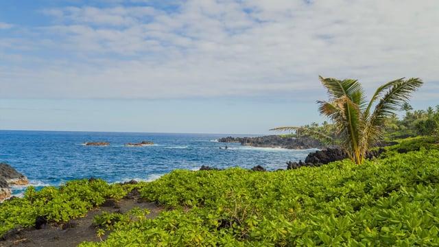 Ho'okipa Lookout Views. Maui, Hawaii - Part 1