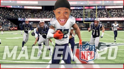 Playing Madden 20 With The Ninjas! - Stream Replay