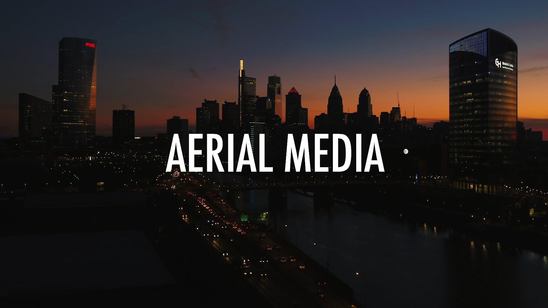 DRONE AERIAL PHOTOGRAPHY & VIDEO - PHILADELPHIA, PA