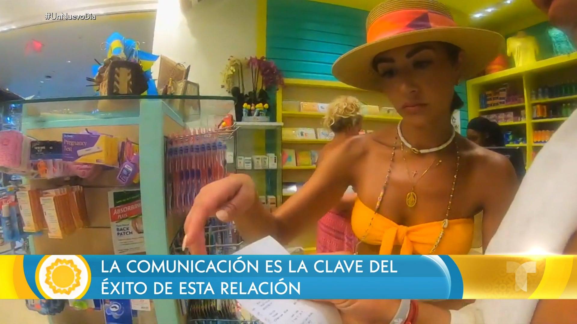 Jorge Bernal & Karla Birbragher - Spanish TV most loved couple