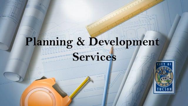 Planning & Development Services
