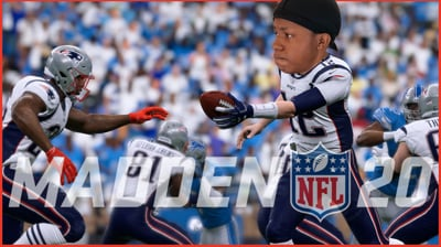 Back On The Madden Grind Playing Ninja Members! - Stream Replay
