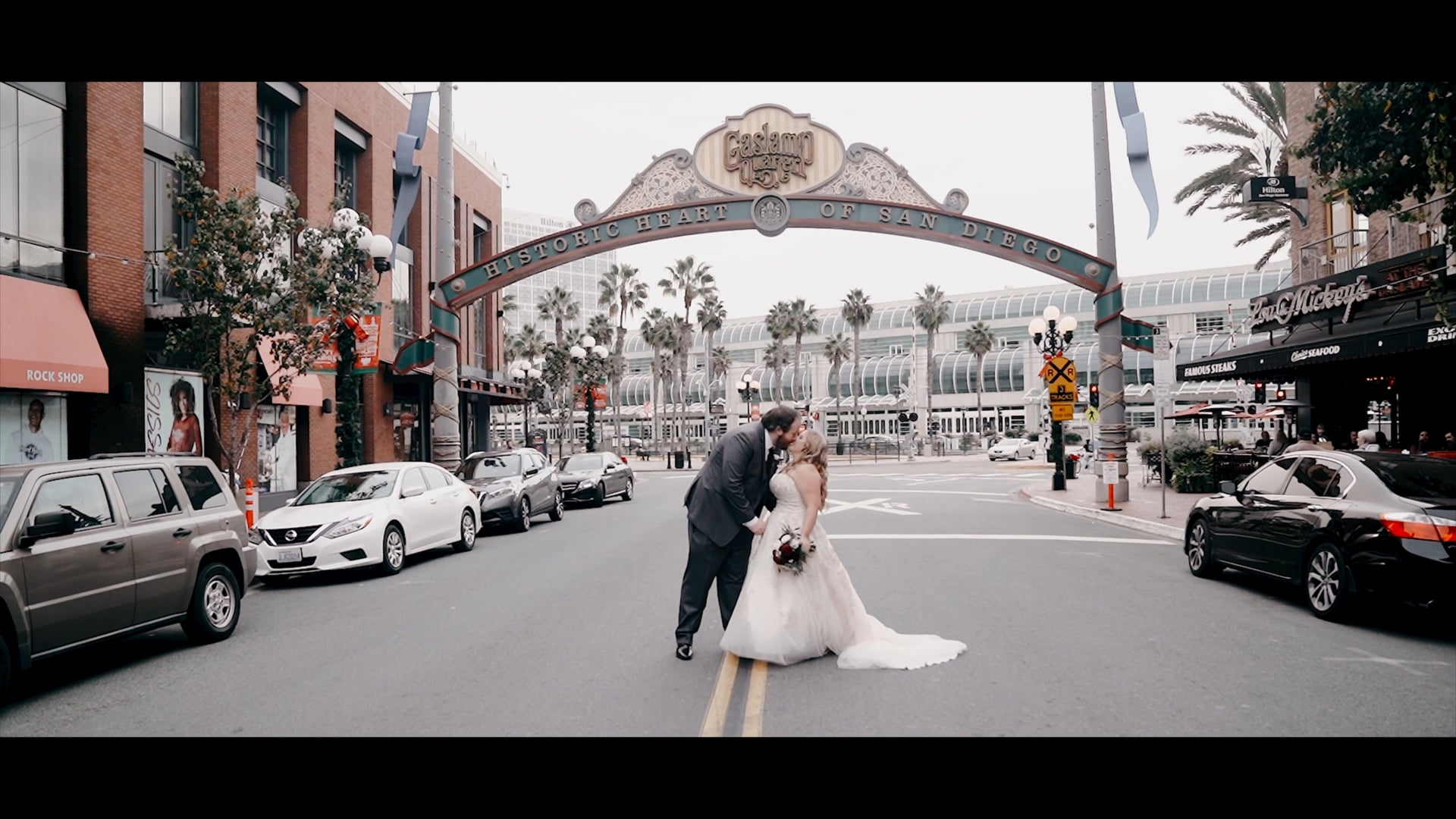 Blockbuster Co-Workers turned Lovers for life | Horton Grand Hotel San Diego Videographer