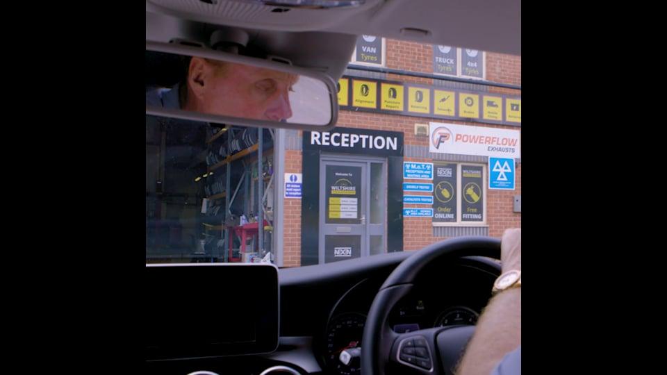 Nexen Tyre Safety Video