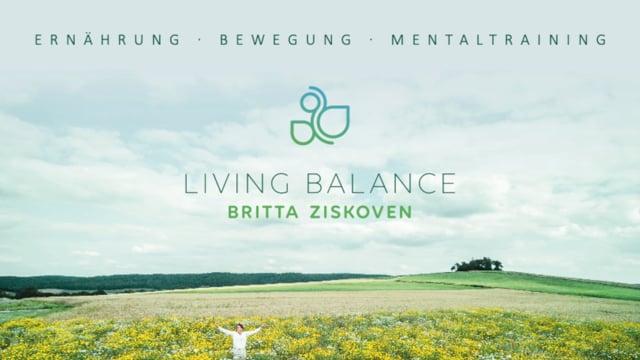 Britta Ziskoven: living balance Leistungen
