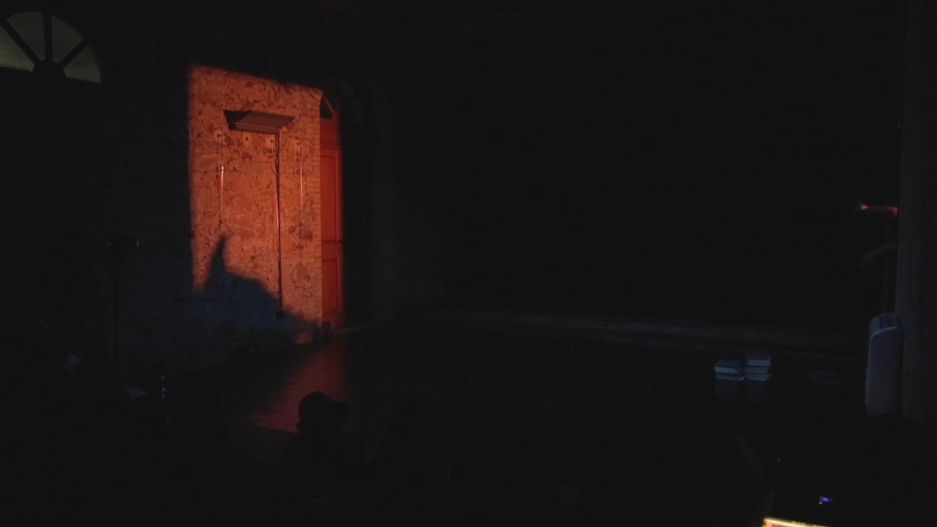 """Residenza interconnessioni 2018/ SIMPOSIO DEL SILENZIO/""""Oltremai"""" di e con Lucrezia Maimone"""