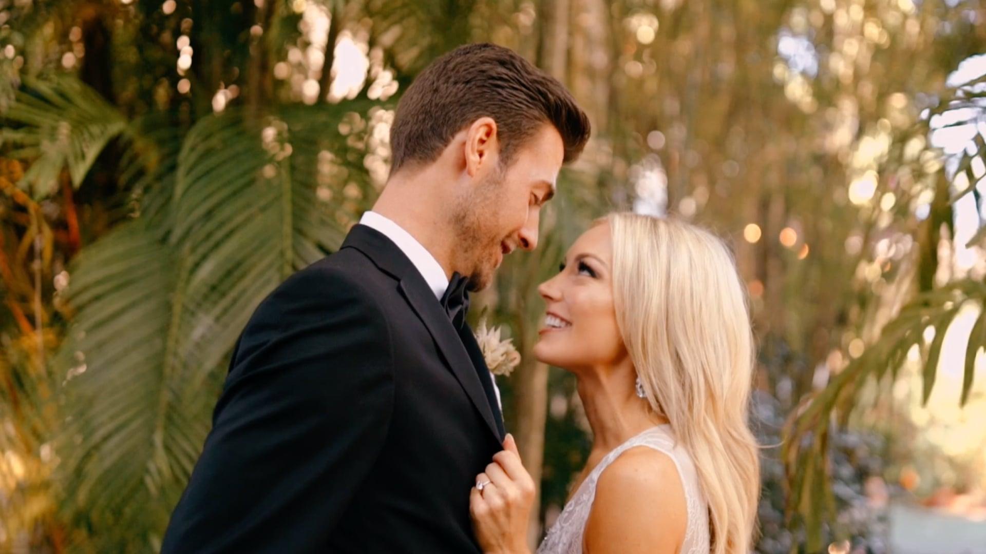 The Love Story of Rachel & Jonathan | Villa Woodbine Wedding Film | Miami, FL