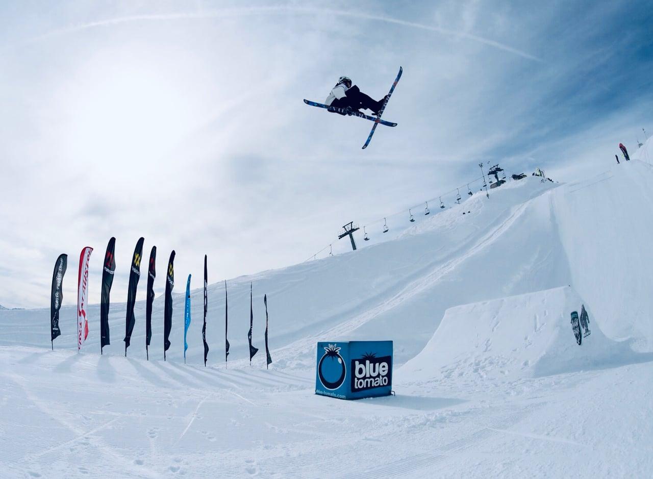 2020  Freeski World Rookie Fest Innsbruck