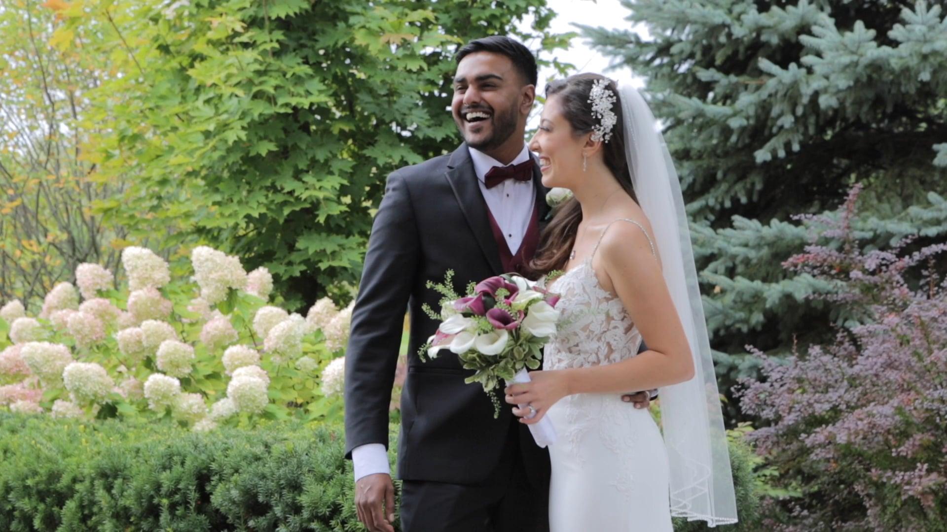 Liliana & Andrew Highlight Royal Ambassador Wedding