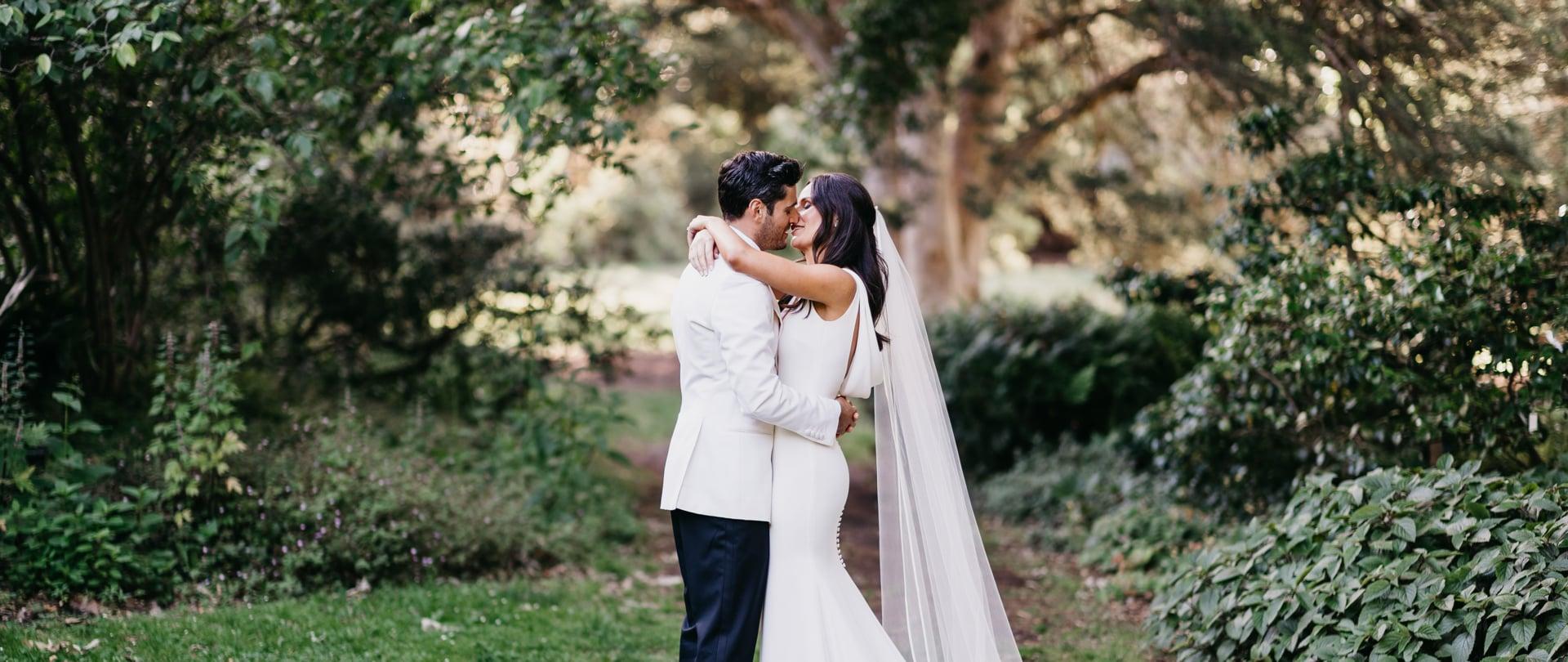 Rebecca & Alex Wedding Video Filmed at Melbourne, Victoria