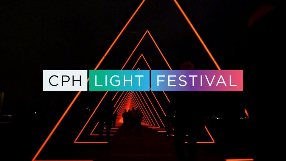 About Copenhagen Light Festival 2020 in 2 minutes