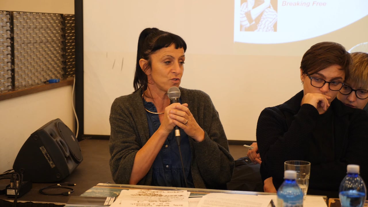 Shaping fair cities - società pacifiche e inclusive contrasto alla violenza sulle donne intervento di Assessora Annalisa Rabitti