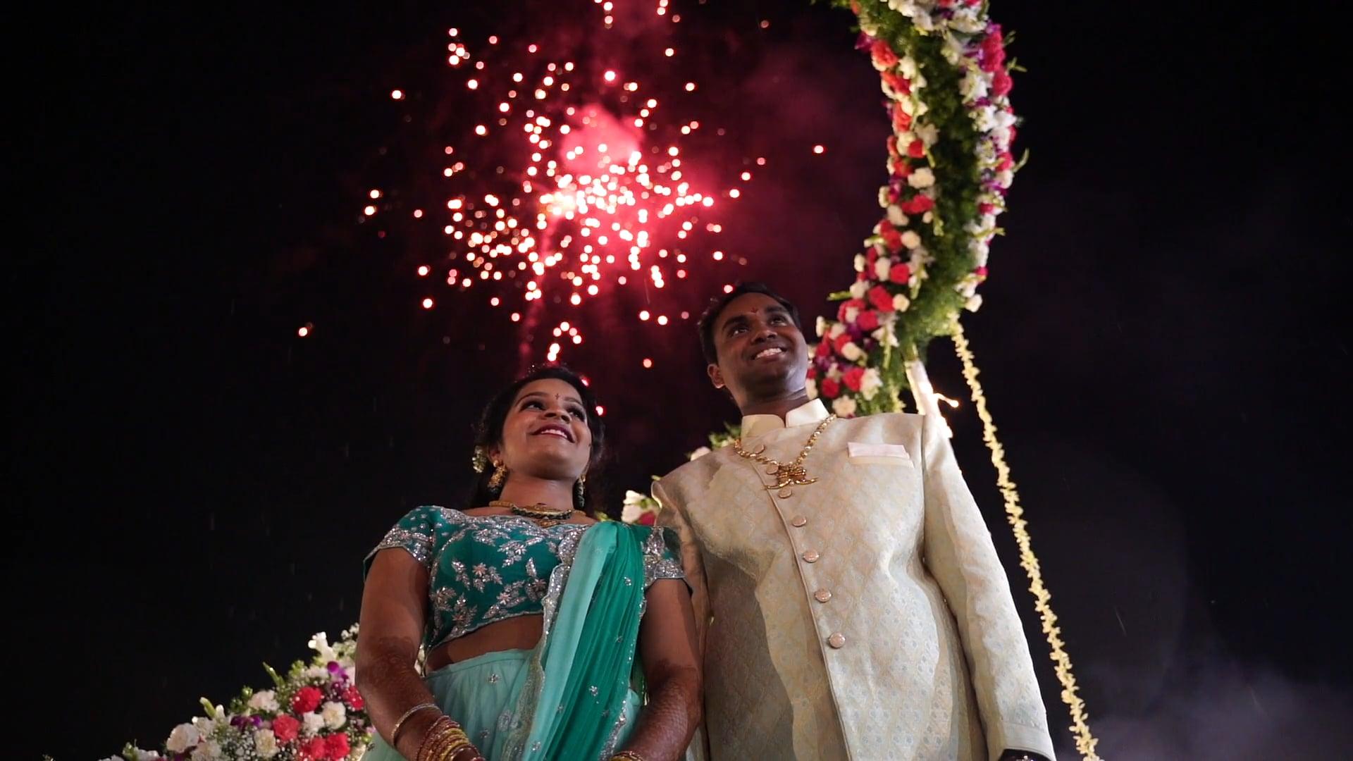 Sharmila & Arvind Wedding Trailer