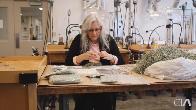 Cleveland Institute of Art: Kathy Buszkiewicz