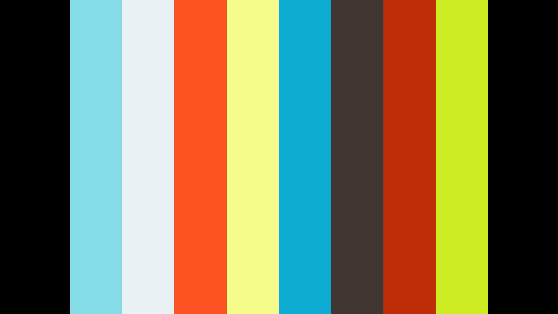 Custom LED Triangles For Warner Music Group