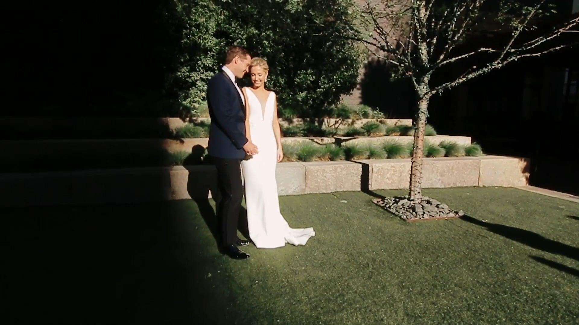 Emily + Jordan Wedding Film