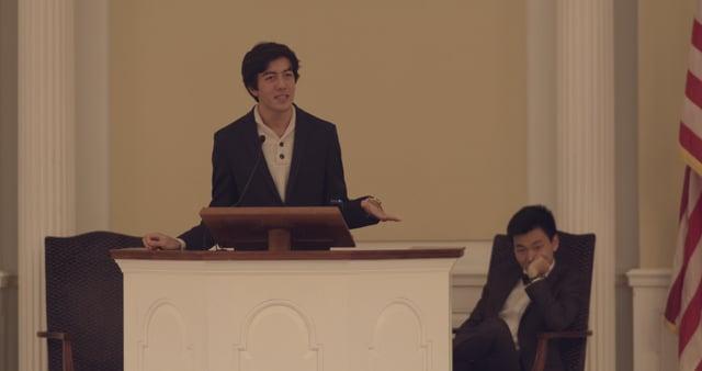 Millbrook Chapel Talk - Jake Lockwood '20.mov
