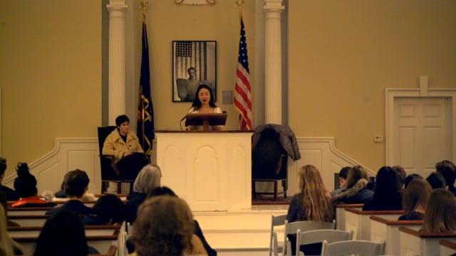 Millbrook Chapel Talk - Pam Nguyen '20.mov