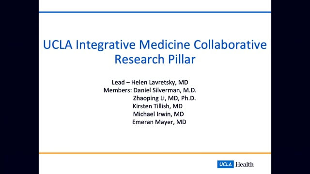 2-Integrative Medicine-UCLA