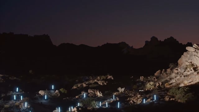 Rufus Du Sol - Live From Joshua Tree (Trailer)