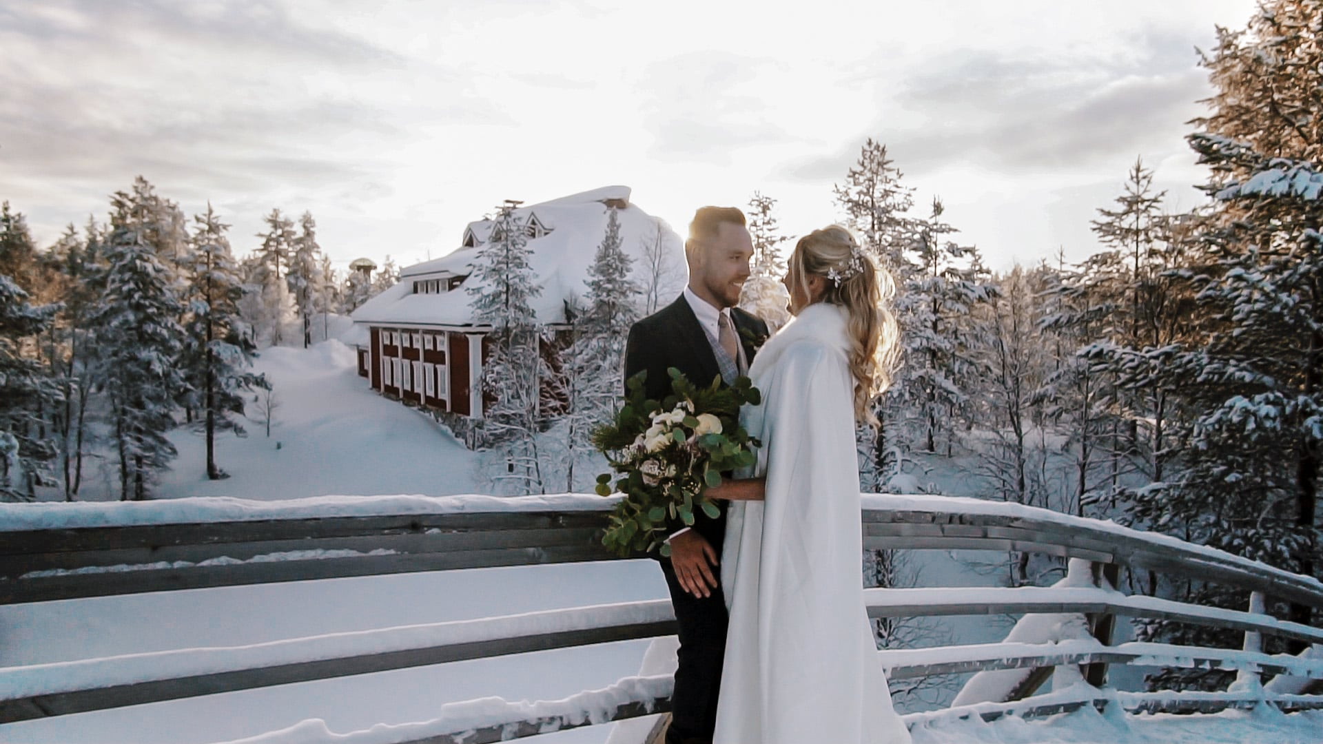 Emilie & Josh 2020 Wedding Highlights