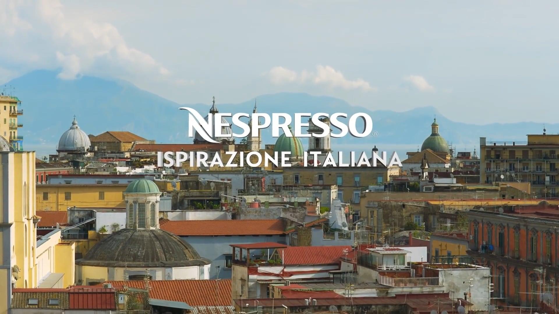Nespresso - Ispirazione Italiana