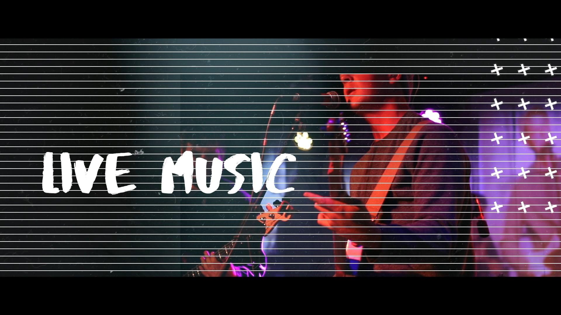 Live Music Video Recording
