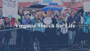 Virginia March For Life 2020 Highlights   SBC of Virginia