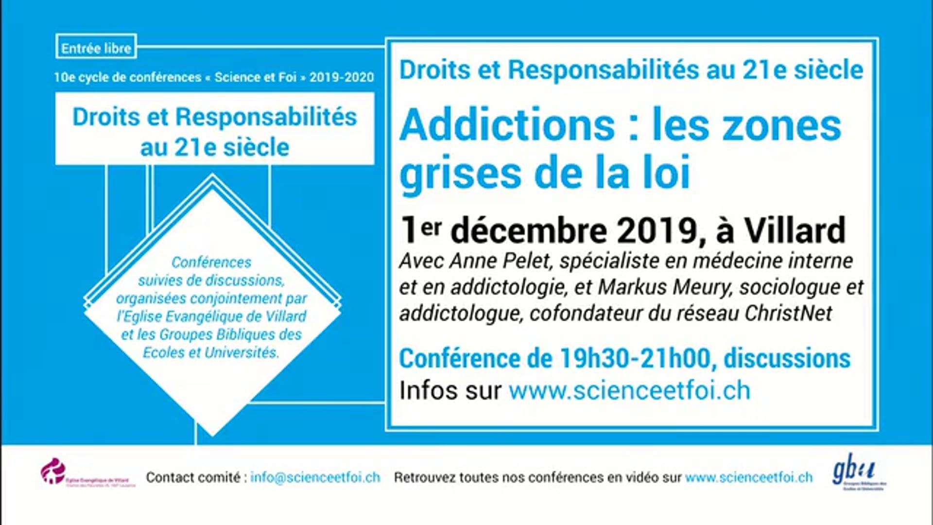 Addictions: les zones grises de la loi_01.12.19