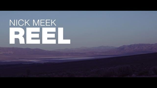 Nick Meek Motion Reel