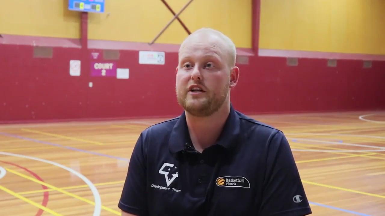 Kaleb Sclater - Handson Scholarship Interview