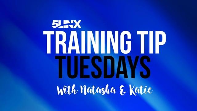 3633Training Tip Tuesday: Position Bonuses