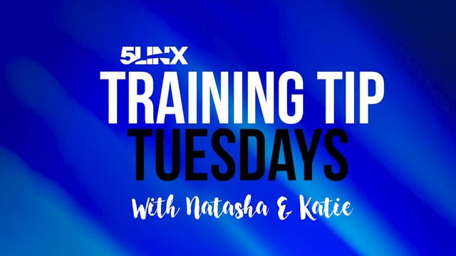 3631Training Tip Tuesday: Position Bonuses
