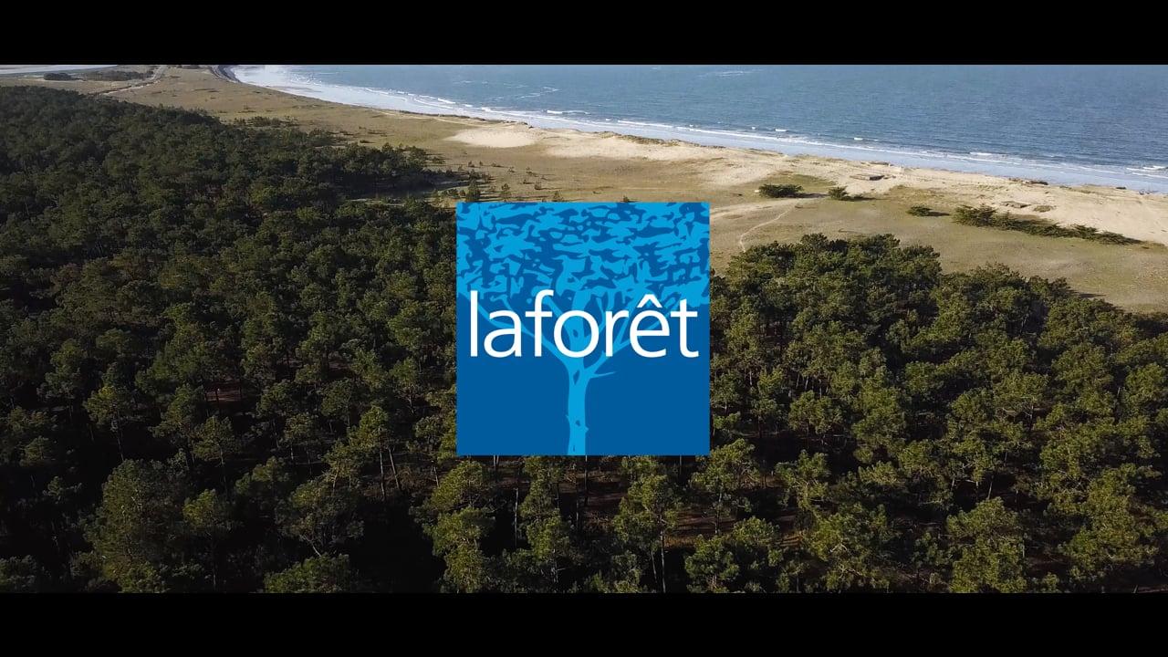SPOT PUBLICITAIRE - LAFORÊT SAINT-NAZAIRE