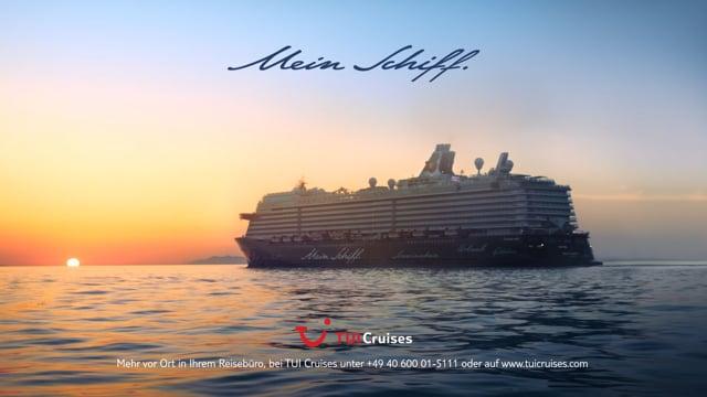 Nick Meek/ TUI Cruises, Hot Stones