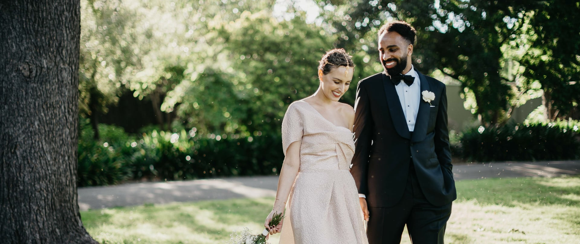 Gabi & Sam Wedding Video Filmed at Melbourne, Victoria