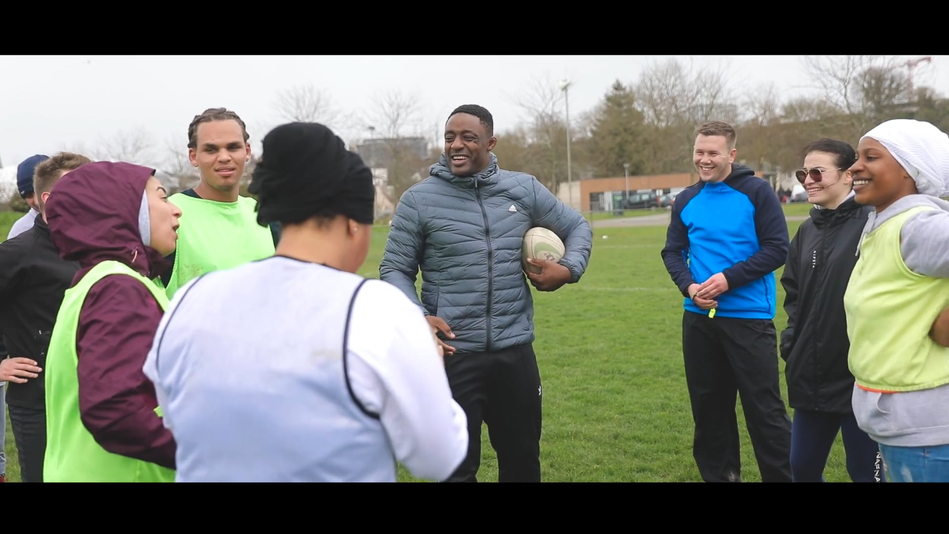 Teaser reportage - Sco Rugby Club Angers - 2020