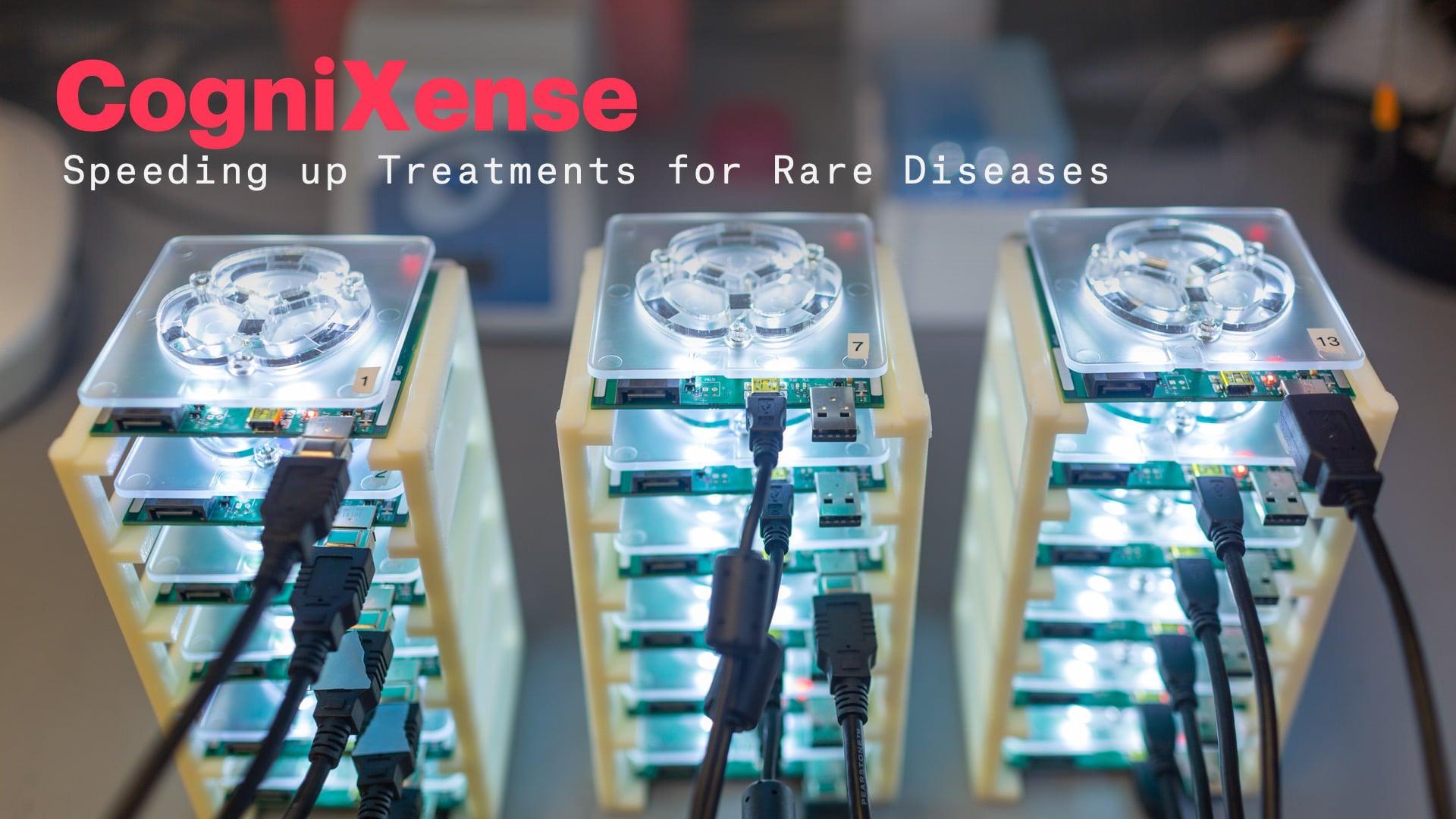 CogniXense: Speeding Up Treatments for Rare Diseases