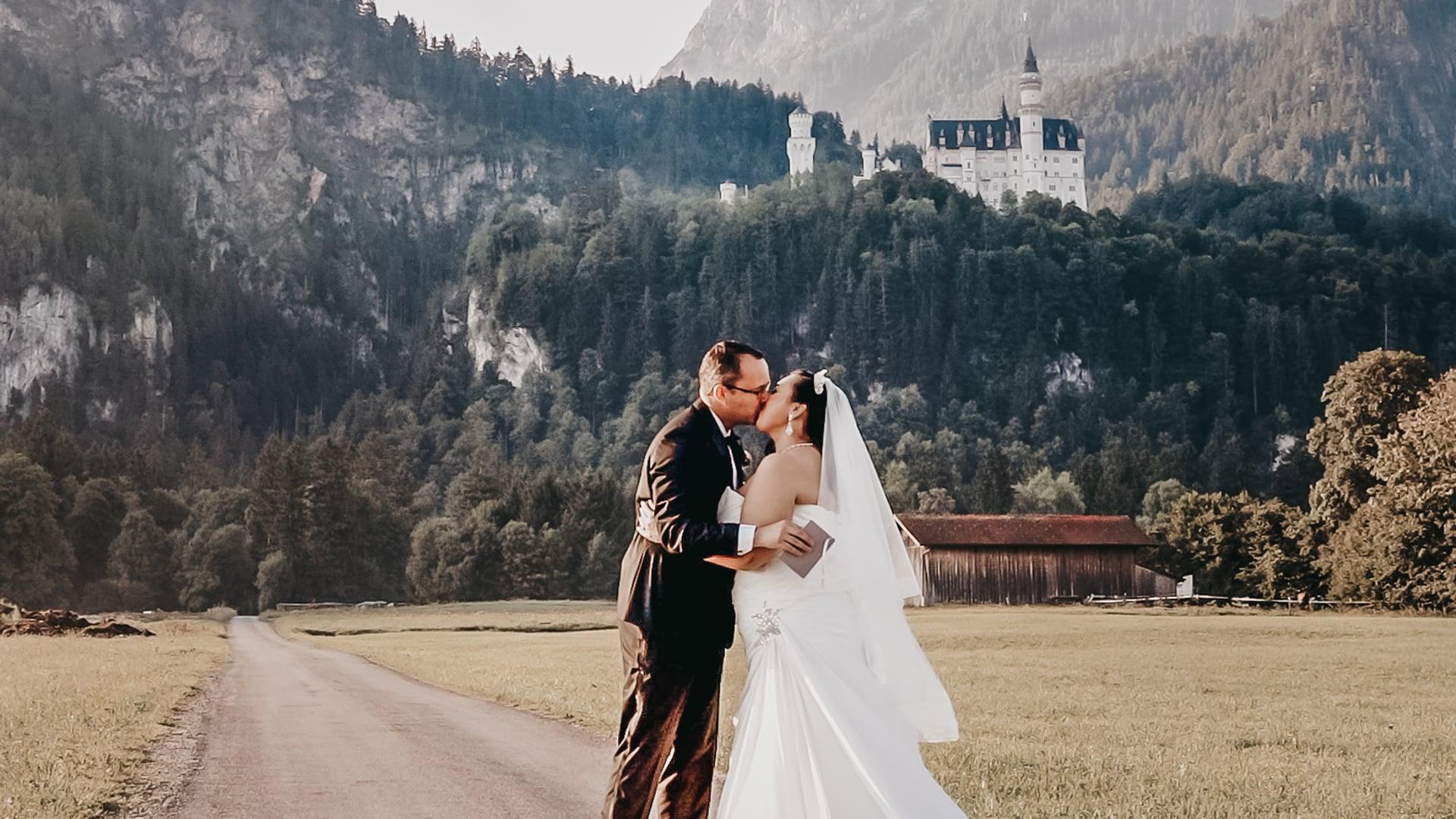 Robin & Patrick's Elopement Wedding Film