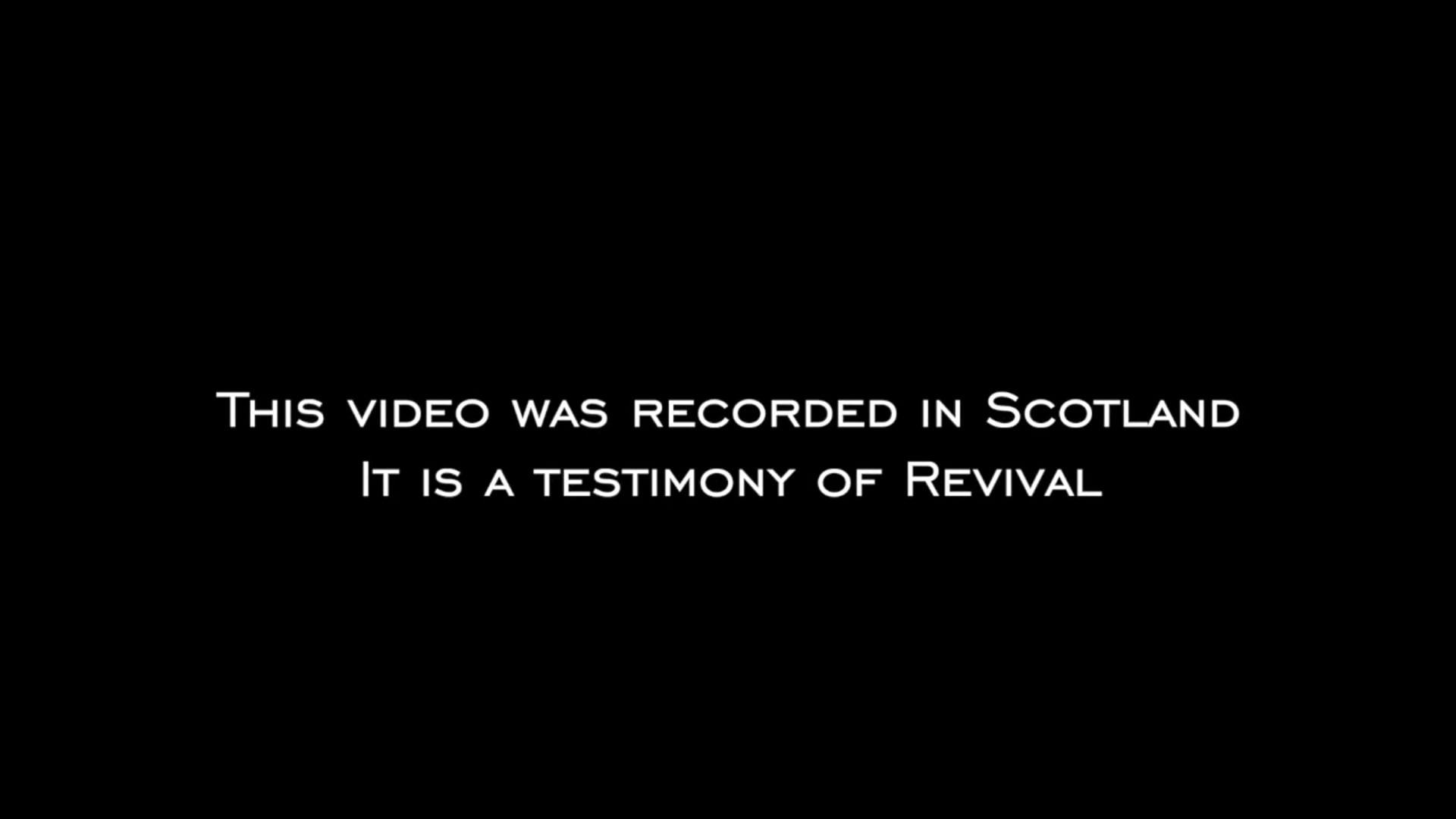 Dan Williams - A Testimony of Revival