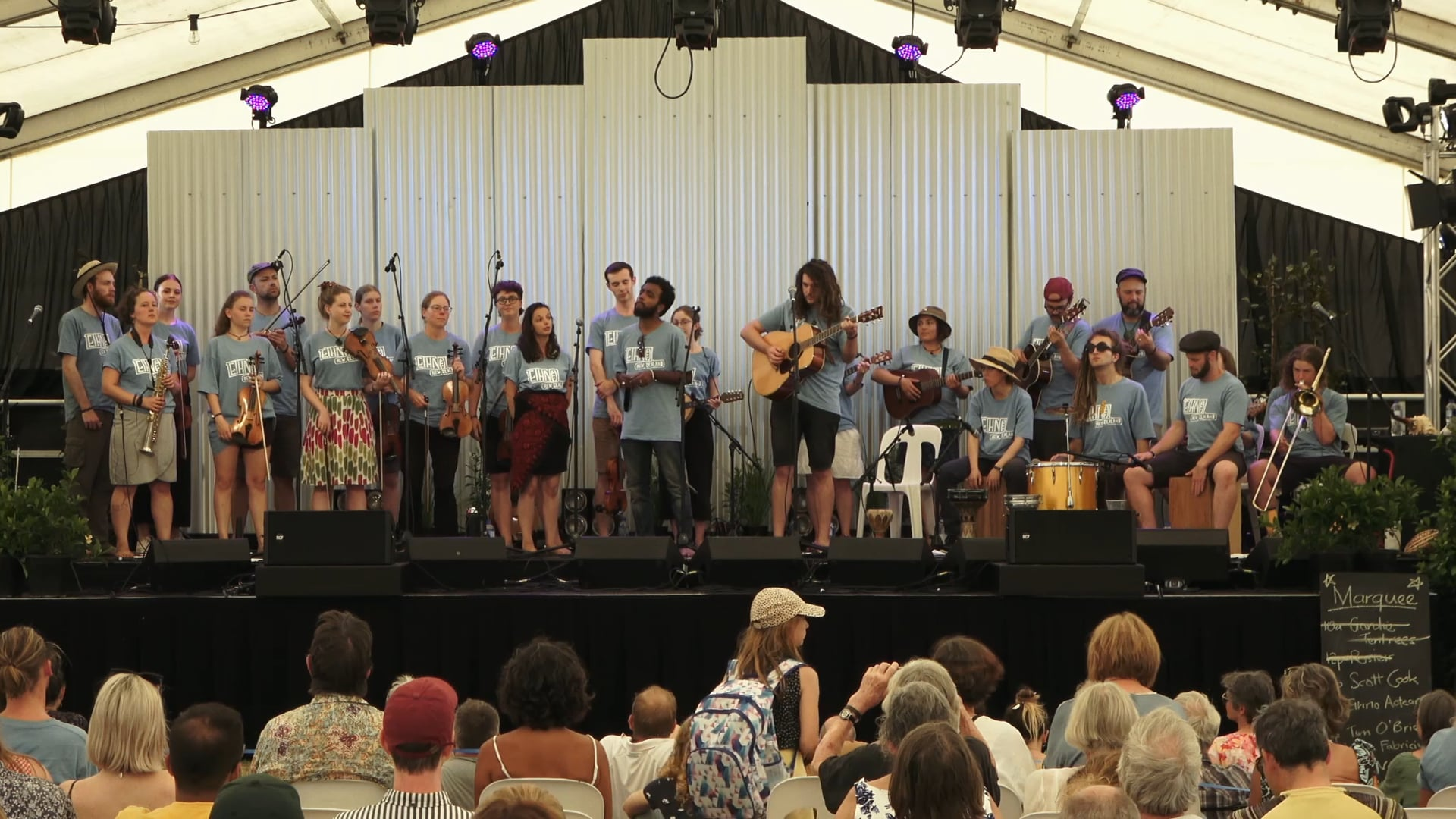 Ethno New Zealand - Auckland Folk Festival (2020)