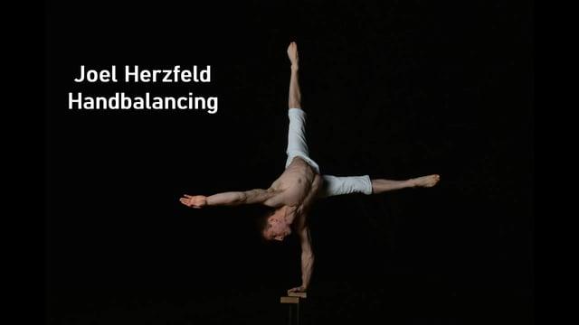 Handbalancing act, short / traditional version (live with Celebrity Cruises 2020)