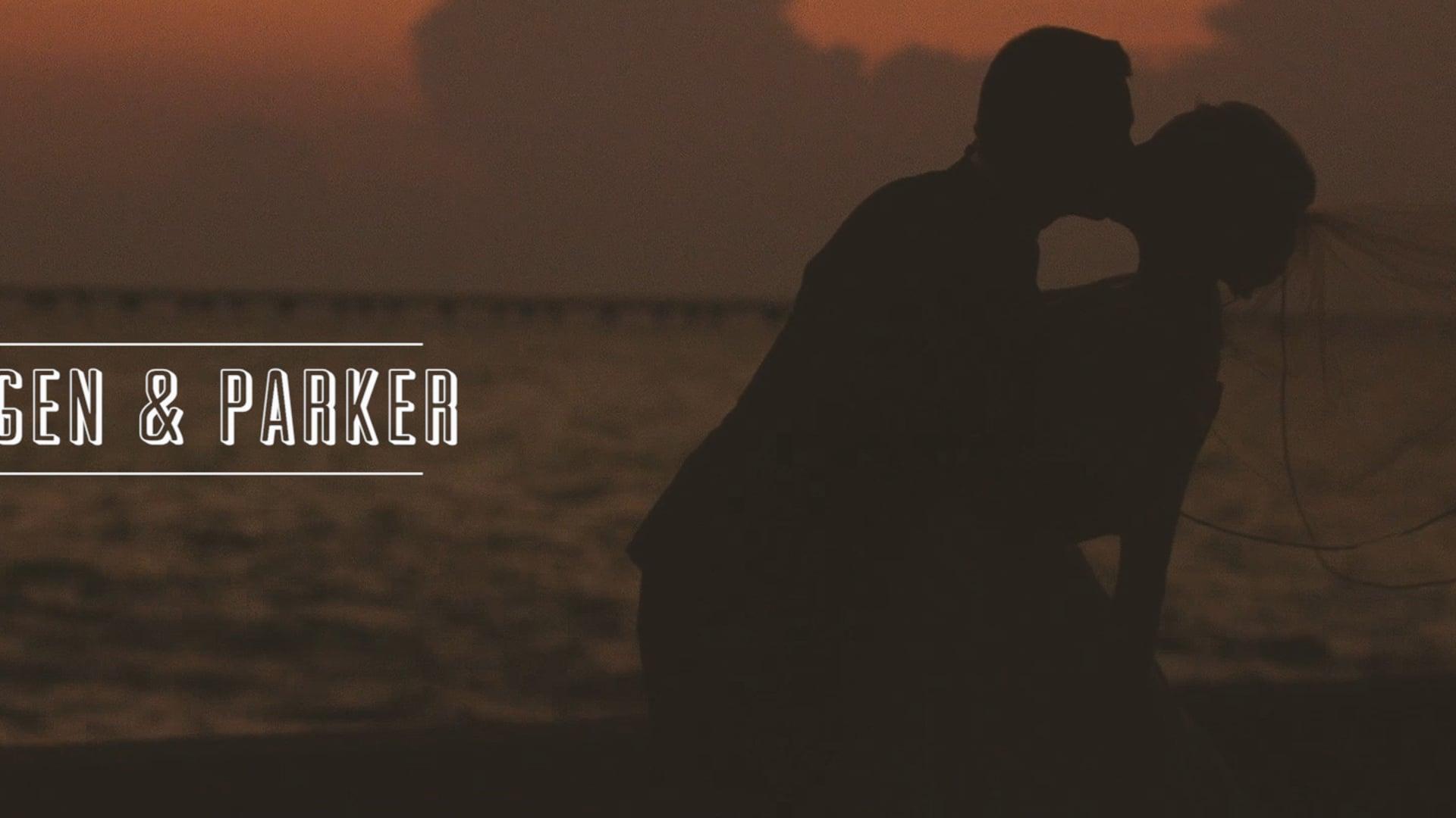 Ragen & Parker / Mandeville Lakefront Wedding Film