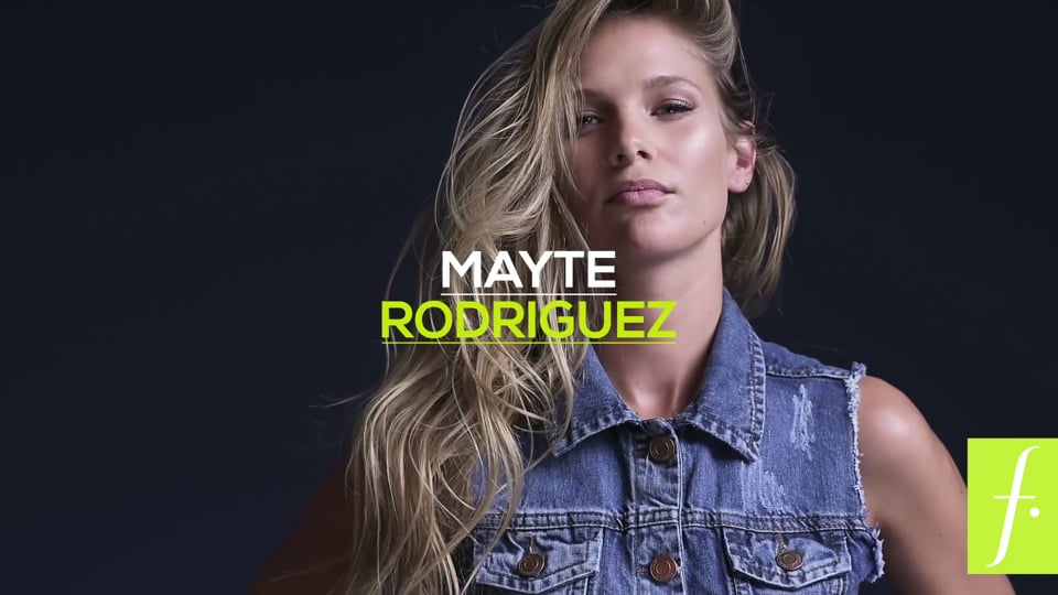 Mayte Rodriguez Campaña Jeans Falabella