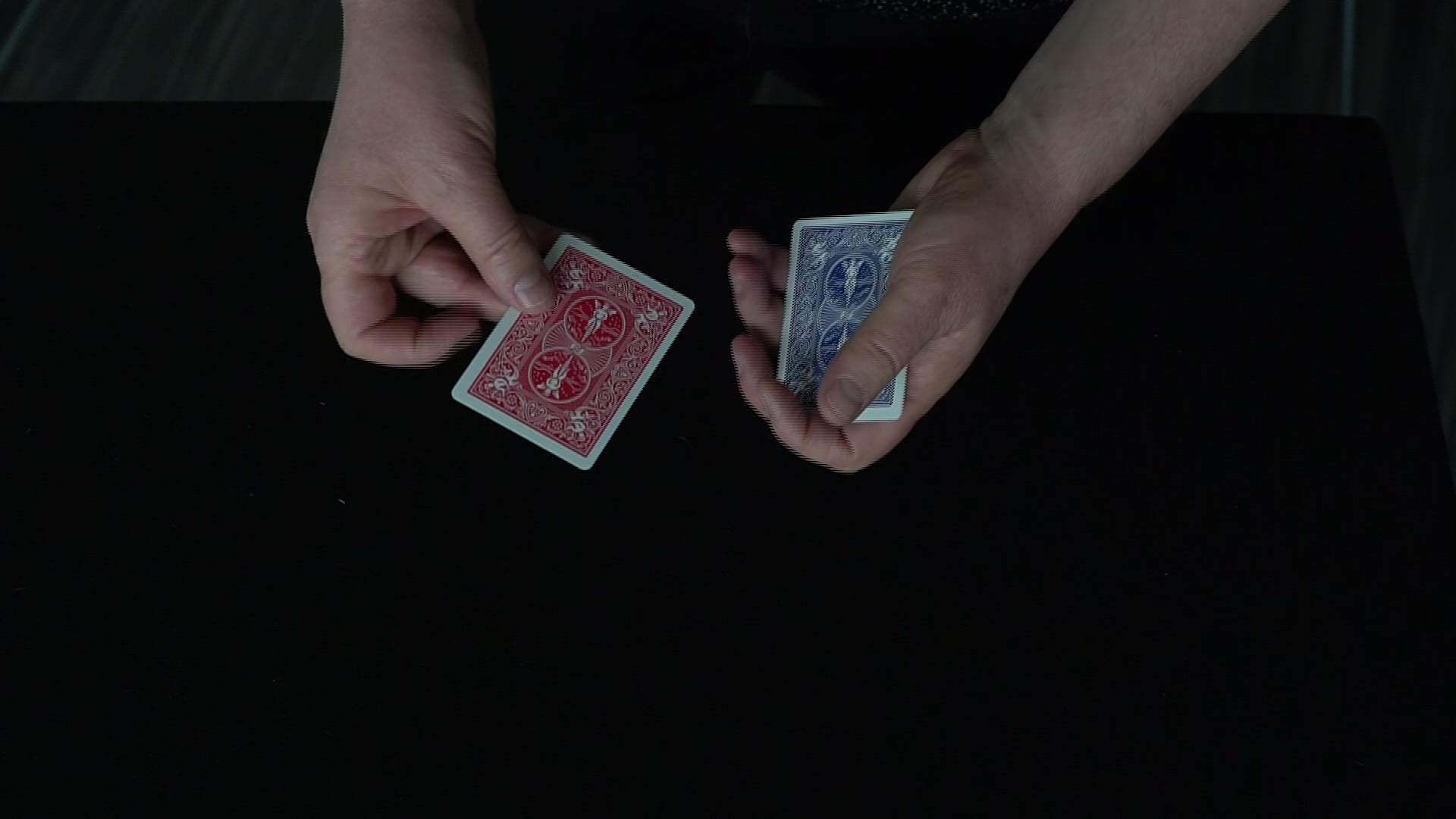 Magic by Martin Tschanett - Aces Trick